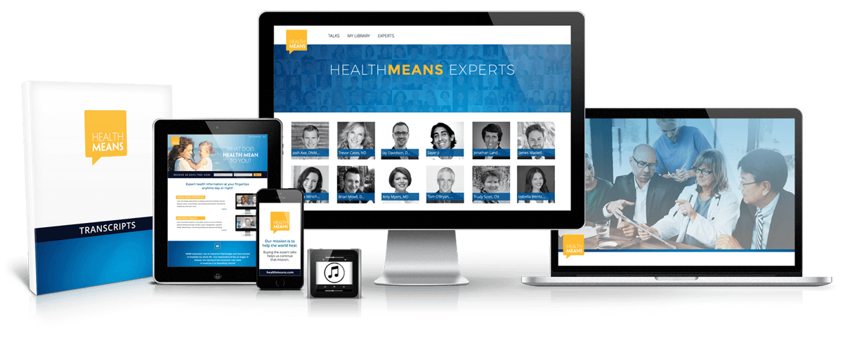 HealthMeans 7 Day Site - Full Product